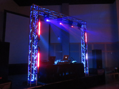 DJ Lex Stage Lighting And Truss