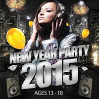 Teen Event: New Years Party @ The Dance Factory!