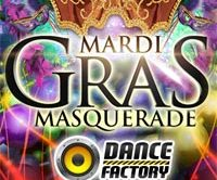 Teen Event: Mardi Gras @ Dance Factory Feb 27