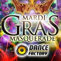 Teen Event: Mardi Gras @ Dance Factory Feb 27