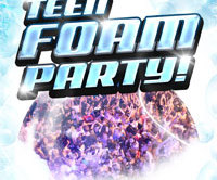 Teen Event: Foam Party @ Staheli Farm April 11