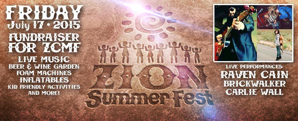 Zion Summer Fest