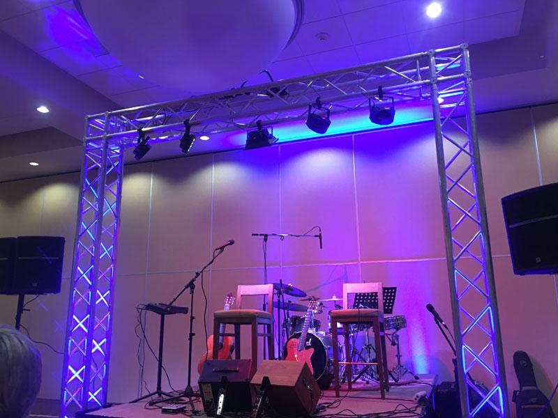 Stage Lighting Sound