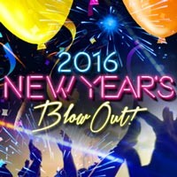 New Year's Blow Out @ Fiesta Fun Dec 31