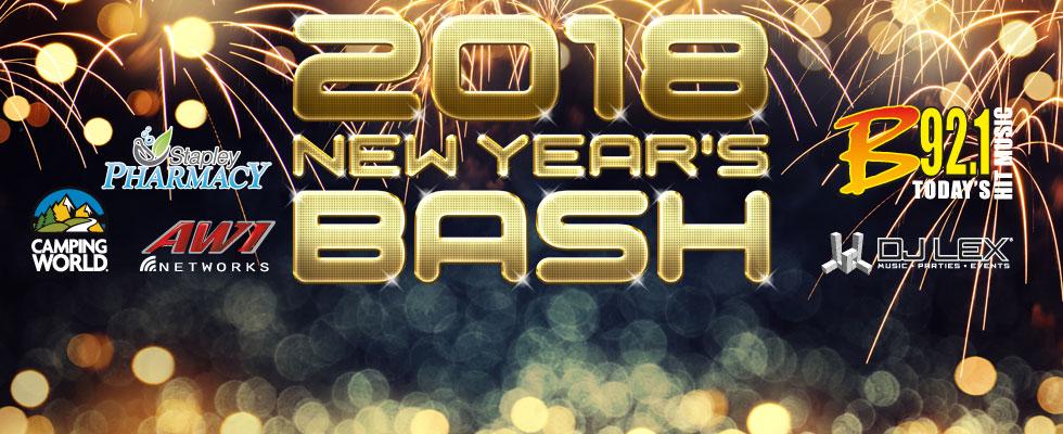 2018 New Year's Bash