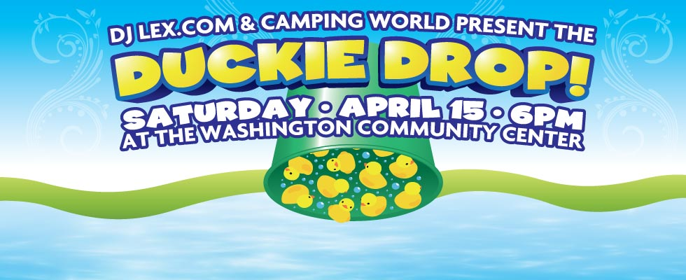 Duckie Drop 2017 @ WCCC