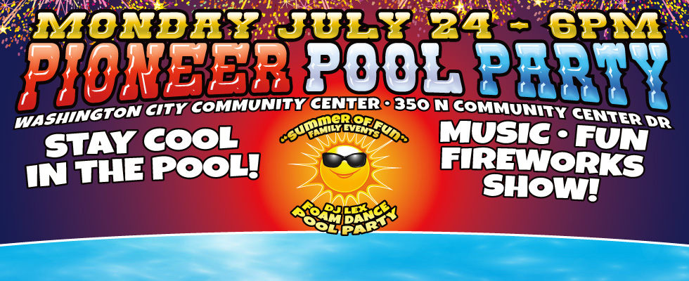 Pioneer Pool Party @ WCCC