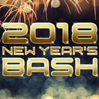 New Year's Bash – Sat Dec 30th